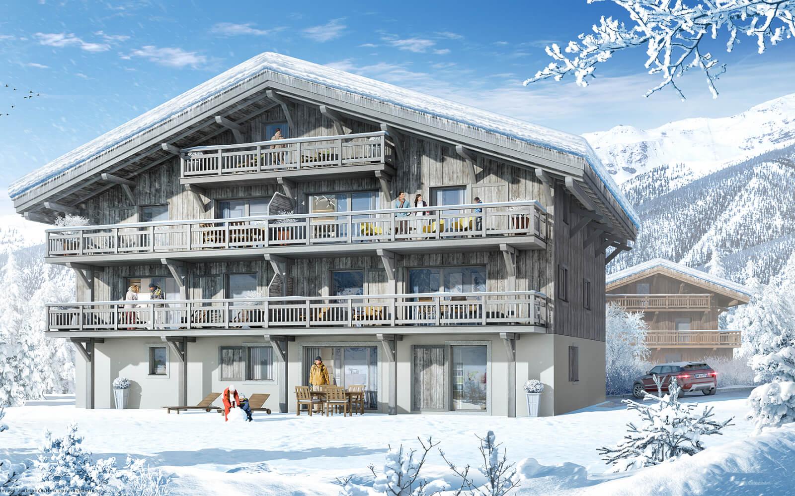 L&L Promotion - programme La Cour des Alpes