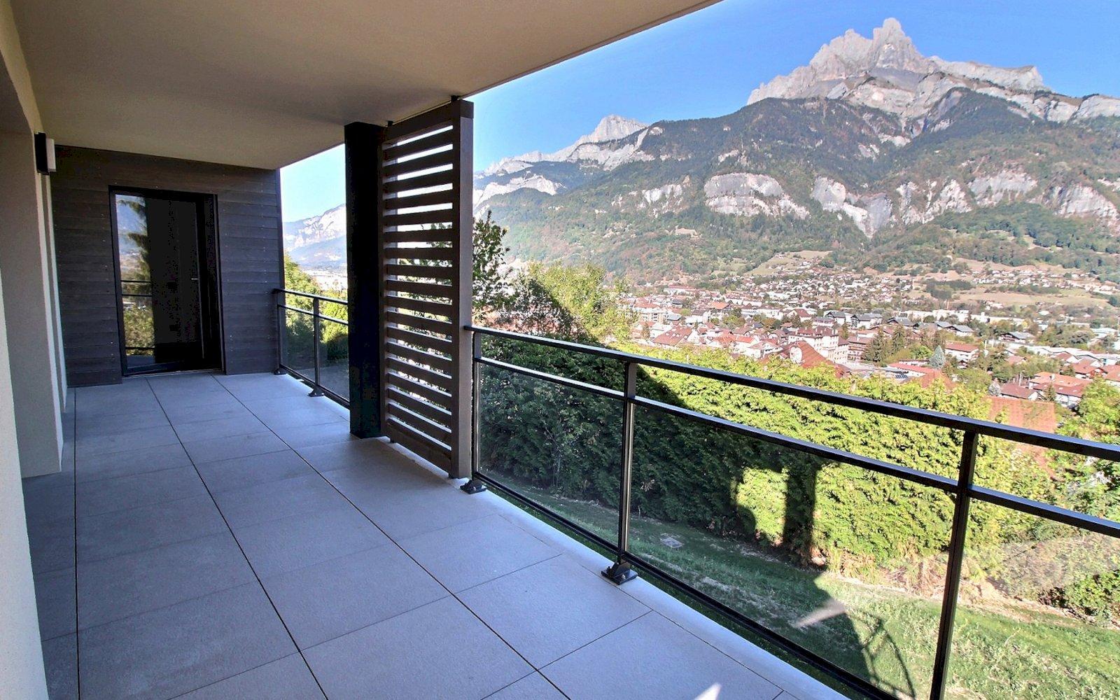 Programme L&L Promotion - Réalisation Les Terrasses du Mont-Blanc